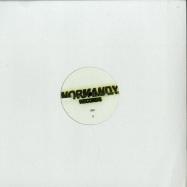 Back View : Stan Claud - NRMND005 EP - Normandy Records / NRMND005