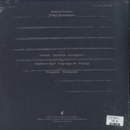 Back View : Johanna Knutsson - TOLLARP TRANSMISSIONS - Kontra Musik / KM053