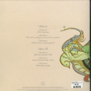 Back View : Michael Stearns - PLANETARY UNFOLDING (REISSUE) (LP, 140 G VINYL ) - Emotional Rescue / ERC 056