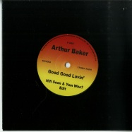 Back View : Arthur Baker Ft Minnie Gardner - REACHIN (7 INCH) - Riot Records / RIOT006