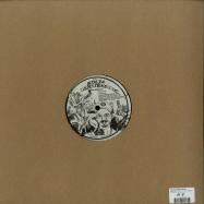 Back View : Kolja Gerstenberg - ANNA MELARA EP (140 G VINYL) - Lumberjacks In Hell / LIH 037