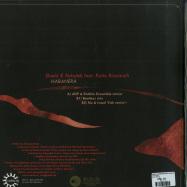 Back View : Shield & Robytek feat. Katia Ricciarelli - HABANERA - Rebirth / REB119