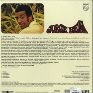 Back View : Jorge Ben - JORGE BEN (180G LP) - Philips / 700126