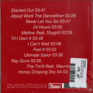 Back View : Georgia - SEEKING THRILLS (CD) - Domino Records / WIGCD384