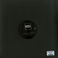Back View : Information Ghetto / PQ17 - THE DIFFERENCE ENGINE EP - Electro Music Coalition / EMCV006