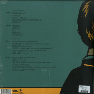 Back View : DJ Shadow - OUR PATHETIC AGE (2LP, GREEN COVER) - Mass Appeal / MSAP0088LP / 1402488