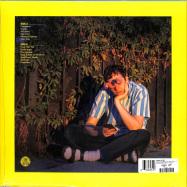 Back View : Jerry Paper - ABRACADABRA (LTD.GREEN COLOURED LP) - PIAS-STONES THROW / 39195771