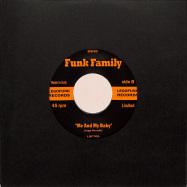 Back View : Robby Bergmann & Lego Edit - FUNK FAMILY (7INCH / BLACK VINYL) - Legofunk Records / LGF705