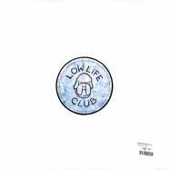 Back View : Black Kawa$aki Ninja & Janzon - FRESH KID ICE EP - Low Life Club / LLC004