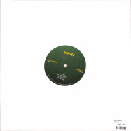 Back View : Alexis Cabrera - ACIDITY EP - Infuse / INFUSE045