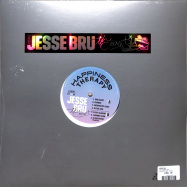 Back View : Jesse Bru - THE COAST (2LP) - Happiness Therapy / HTLP01