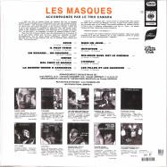 Back View : Les Masques - BRASILIAN SOUND (LP) - Le Tres Groove Club / LTGC005