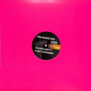 Back View : Freakenstein - FREAK U EP - Hot Haus Recs / HOTHAUS055