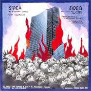 Back View : Doc Pavlonium - POLITICIANS UNDER FIRESTORM - La Sabbia / LASABBIA003