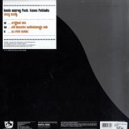 Back View : Kevin Sunray ft. Tasos Fotiadis - SEXY BODY - Haiti Groove / hgr021