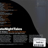 Back View : Arctic Monkeys - LATE NIGHT TALES (MIXED BY MATT HELDERS) - Another Late Night / alncd21