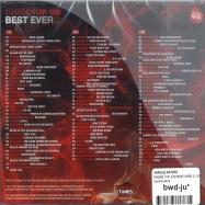 Back View : Various Artists - DANCE TOP 100 BEST EVER 2 (3XCD) - Vari2010019