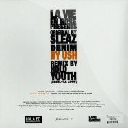 Back View : USH - KEY OF LOVE - HOLD YOUTH RMX - La Vie En Rose / LVR03