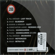 Back View : Various Artists - THE BEST OF 200 RECORDS 2011 (CD) - 200 Records / 200 CD 002