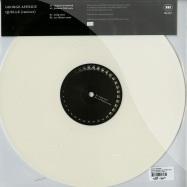 Back View : George Apergis - QUELLE - REMIXES (WHITE VINYL) - Modular Expansion / ME001