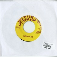 Back View : I Roy - SET THE CAPTIVES FREE (7 INCH) - Deeper Knowledge / dkr101