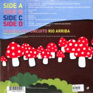 Back View : Chancha Via Circuito - RIO ARRIBA (2X12 LP) - ZZK Records / ZZKLP17 / 05140381