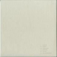 Back View : So Inagawa - INTEGRITITHM (2X12 INCH / VINYL ONLY) - Cabaret Recordings / CABARET005