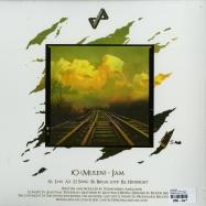 Back View : iO (Mulen) - JAM (180G / VINYL ONLY) - Propaganda Records / PR003