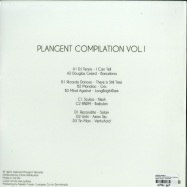 Back View : Various Artists - PLANGENT COMPILATION VOL1 (2x12 INCH) - Plangent Records / PLANCOMP1