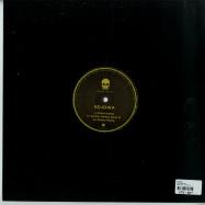 Back View : Adjowa - HEARTSTRUNG - Happy Skull / HAPSKL010