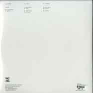 Back View : Kangding Ray - HYPER OPAL MANTIS (3X12 INCH LP+MP3) - Stroboscopic Artefacts / SALP005