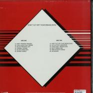 Back View : Linval Thompson - DONT CUT OFF YOUR DREADLOCKS (LP) - Radiation Roots / RR00309 / RROO309LP