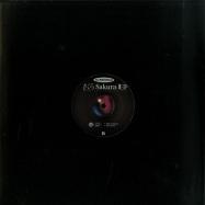 Back View : DJ Seinfeld - SAKURA - Deep Sea Frequency / DSF003