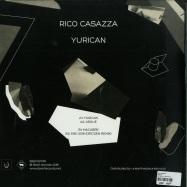 Back View : Rico Casazza - YURICAN (DIRCSEN REMIX) - Beef Records / BEEFEP018