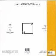 Back View : Kuniyuki Takahashi - EARLY TAPE WORKS (1986-1993) VOL. 2 (LP) - Music From Memory / MFM 032