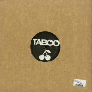 Back View : Unknown - TABOO 001 (COLOURED VINYL) - Fokuz Recordings / TABOO1
