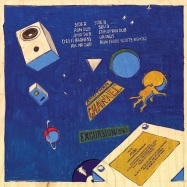 Back View : Another Channel - DUB EXCURSIONS (LP + MP3) - Moonshine Recordings / MSLP008