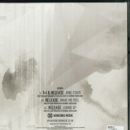 Back View : Release & T>I - MAKE ME FEEL - Horizons Music / HZN094
