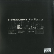 Back View : Steve Murphy - MIRA ELECTRONICS (CLEAR 2LP) - Lobster Theremin / LT056