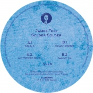 Back View : James Teej - SOLDER SOLDER EP - Sagmen / Sagmen008