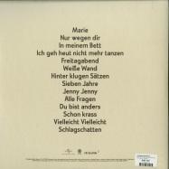 Back View : AnnenMayKantereit - SCHLAGSCHATTEN (180G 2LP + CD) - Vertigo Berlin / 7705070