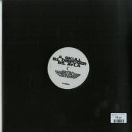 Back View : Malin Genie & Per Hammar - SKULL EP - De Vloer / VLOER01