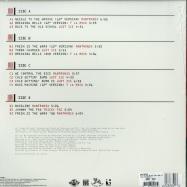 Back View : Mantronix - KING OF THE BEATS (1985-1988) (LTD RED & WHITE 2LP) - Traffic / TEG76536CLP