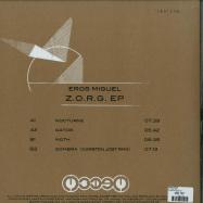 Back View : Eros Miguel - Z.O.R.G. EP - MODEM:39 / MDM39-007