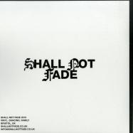 Back View : Big Miz - SHORT STORIES EP - Shall Not Fade / SNF035