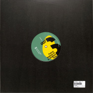 Back View : seekers - FUTURE NOTIONS OF AN ENDLESS TIME - Seekers / SKR007