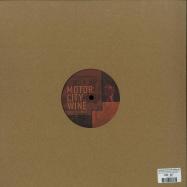 Back View : Various Artists (Inc Mark de CliveLowe / Jon Dixon / Loftsoul / Andy Compton) - MOTORCITY WINE RECORDINGS 4 - MotorCity Wine Recordings / MCWR004