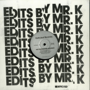 Back View : Danny Krivit - EDITS BY MR K - Defected / DFTD584