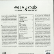 Back View : Ella Fitzgerald & Louis Armstrong - ELLA & LOUIS (LP) - Wax Love / 00122786