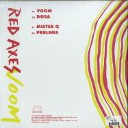 Back View : Red Axes - VOOM - Dark Entries / DE268